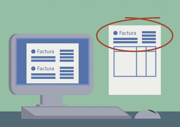 6. Extrae automáticamente los datos que se han extraido del documento en papel