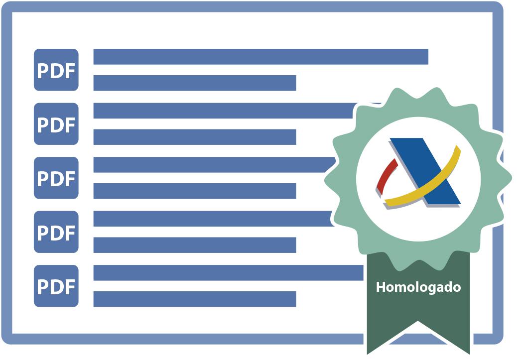 4. Envío directo a Copia Auténtica, repositorio seguro homologado por la AEAT